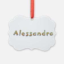 Alessandro Giraffe Ornament