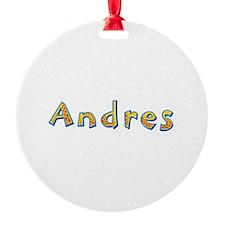 Andres Giraffe Ornament