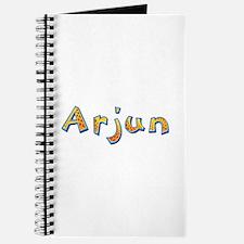 Arjun Giraffe Journal