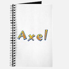 Axel Giraffe Journal