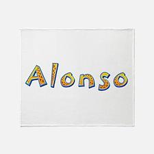 Alonso Giraffe Throw Blanket
