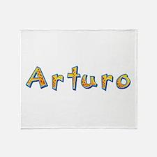 Arturo Giraffe Throw Blanket