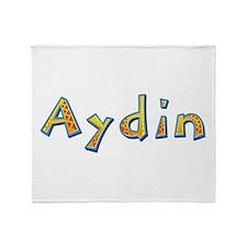 Aydin Giraffe Throw Blanket