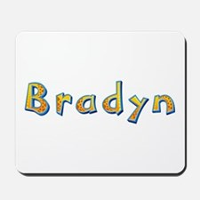 Bradyn Giraffe Mousepad