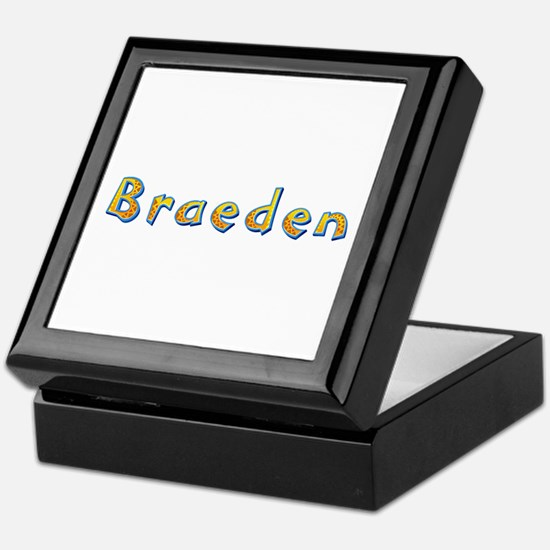 Braeden Giraffe Keepsake Box
