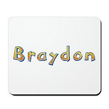 Braydon Giraffe Mousepad
