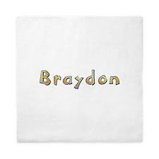 Braydon Giraffe Queen Duvet