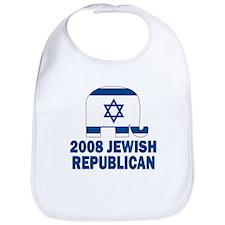 Jewish Republican Bib