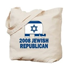 Jewish Republican Tote Bag