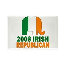 Irish Republican Rectangle Magnet