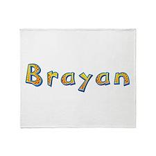 Brayan Giraffe Throw Blanket