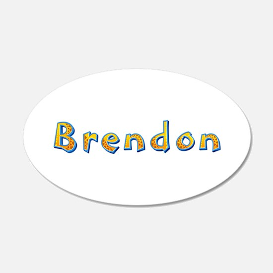 Brendon Giraffe Wall Decal