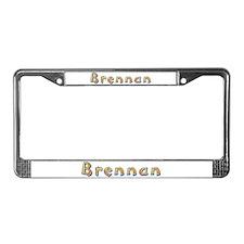 Brennan Giraffe License Plate Frame