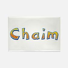 Chaim Giraffe Rectangle Magnet