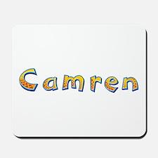 Camren Giraffe Mousepad