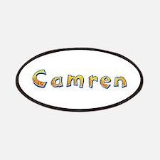 Camren Giraffe Patch