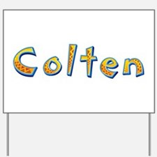 Colten Giraffe Yard Sign