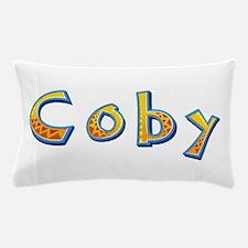 Coby Giraffe Pillow Case
