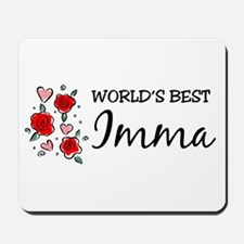 WB Mom [Hebrew] Mousepad
