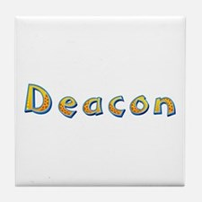 Deacon Giraffe Tile Coaster