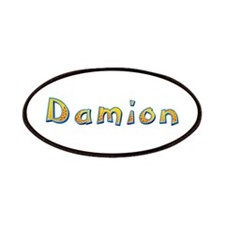 Damion Giraffe Patch
