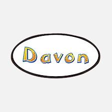 Davon Giraffe Patch