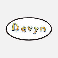 Devyn Giraffe Patch