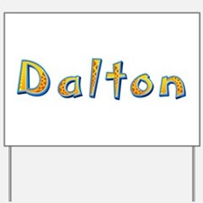 Dalton Giraffe Yard Sign