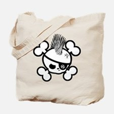 AnarKid-bw Tote Bag