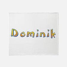Dominik Giraffe Throw Blanket