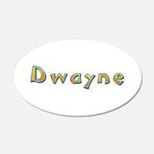 Dwayne Giraffe Wall Decal