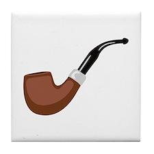 Smoke Pipe Tile Coaster