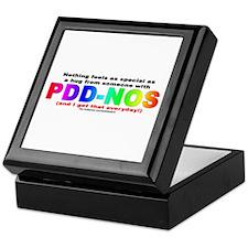 PDD-NOS Hug Keepsake Box