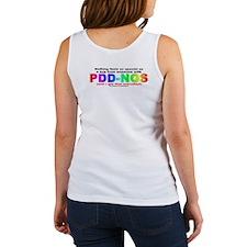 PDD-NOS Hug (backprint) Women's Tank Top