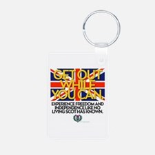 Get Out Keychains