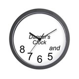Dancers Wall Clocks