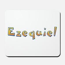 Ezequiel Giraffe Mousepad