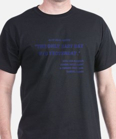 NAVY SEAL MOTTO T-Shirt