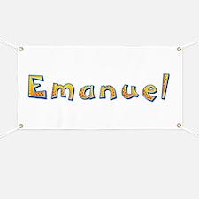 Emanuel Giraffe Banner