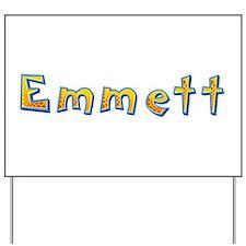 Emmett Giraffe Yard Sign