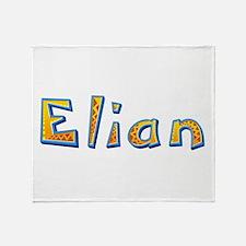 Elian Giraffe Throw Blanket