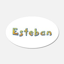 Esteban Giraffe Wall Decal