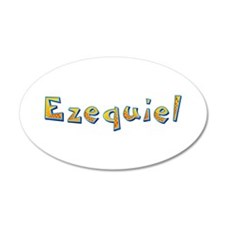 Ezequiel Giraffe Wall Decal