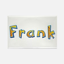 Frank Giraffe Rectangle Magnet