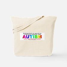 AUTISM Hug Tote Bag