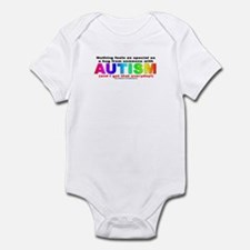 AUTISM Hug Infant Bodysuit