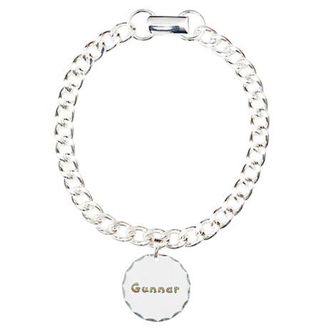 Gunnar Giraffe Charm Bracelet