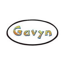 Gavyn Giraffe Patch