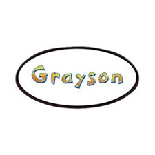 Grayson Giraffe Patch
