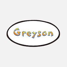 Greyson Giraffe Patch